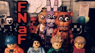 Lego Five Nights at Freddy's - Лего Пять Ночей у Фредди (DM часть 8)