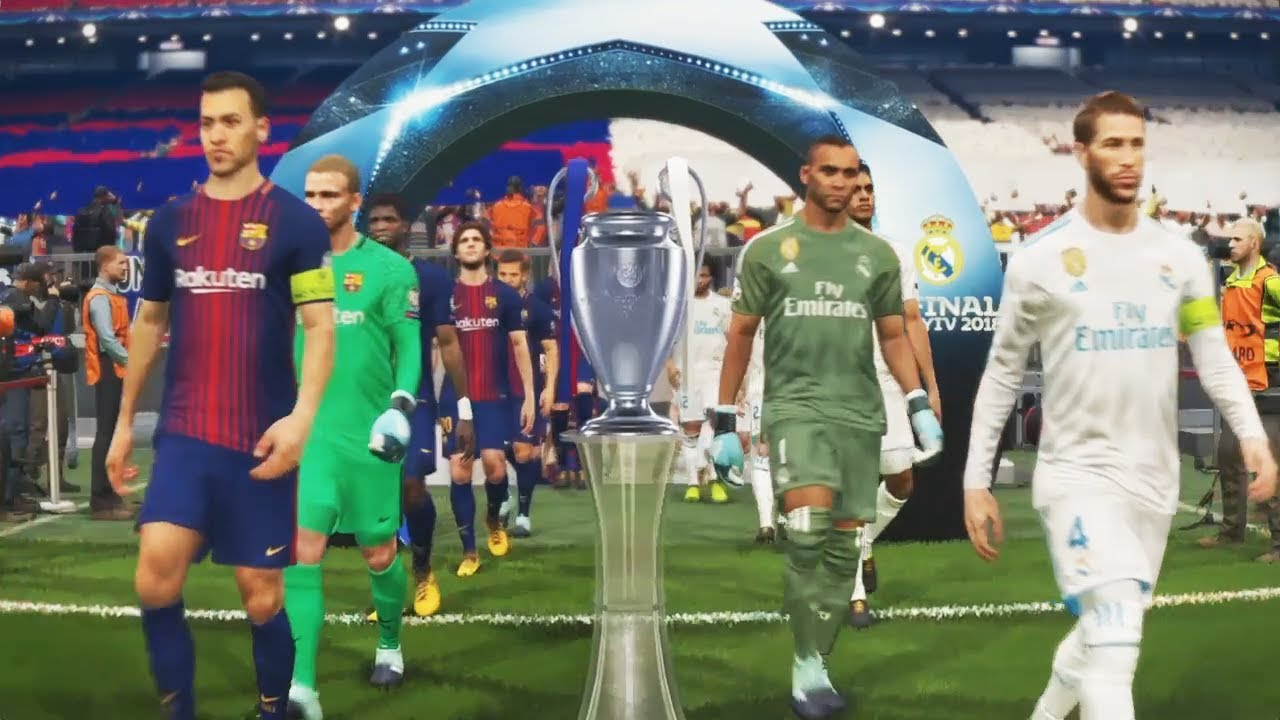 PES loses Champions League official licence • Eurogamer net