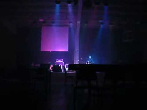 led par 64 venue thinpar light chauvet 1300 fogger youtube. Black Bedroom Furniture Sets. Home Design Ideas