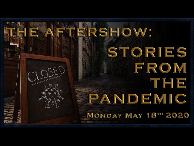 In Time: Stories from the Pandemic (05/25/20)