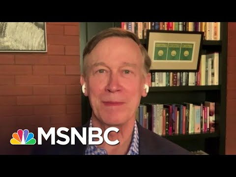 Hickenlooper: Coloradans Are 'Tired Of The Same Old Nothing Happening In Washington' | The Last Word