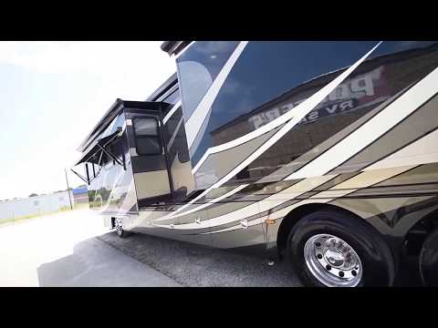 2008 Fleetwood American Eagle 45e A Class Tag-axle Diesel Pusher From Porter's Rv Sales