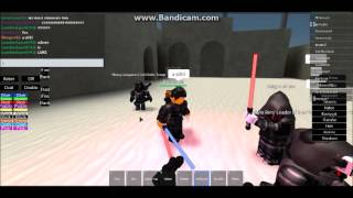 Roblox: Star Wars Awakening: Episode 1 ''! HAN SOLO!''