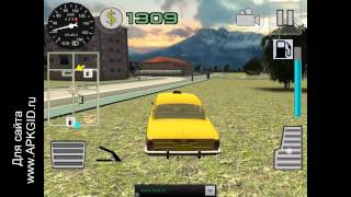 Видео обзор игры Симулятор Русского Такси 3D(Сделал не большой обзорчик игры на тему симулятора такси. К сожалению не смог сдержать критику внутри себя..., 2015-04-17T16:30:10.000Z)