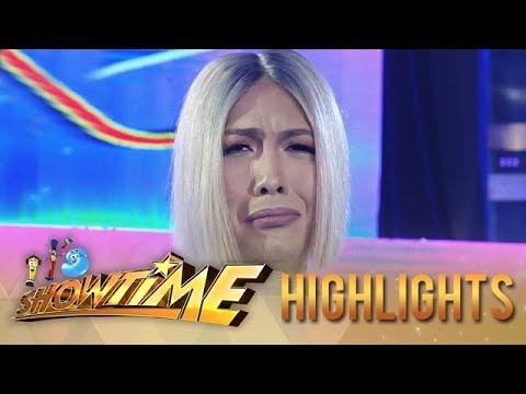 "It's Showtime Miss Q and A: Vice Ganda misses ""Ate Girl"""
