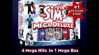 The Sims 1 Mega Deluxe Trailer