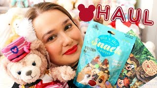 HUGE JAPAN DISNEY HAUL 🏰 | GIFTS from PARIS AND WDW ✨