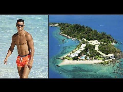 Ronaldo über Island
