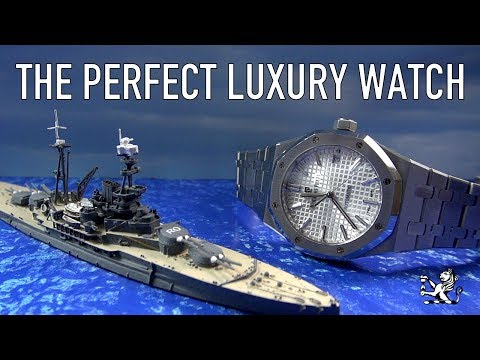 The Royal Oak - How Audemars Piguet Created The Perfect Luxury Watch