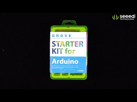 Grove - Starter Kit for Arduino - Unboxing & Getting Started - #Giveaway