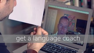 Learn and Improve a New Language With My Unique Coaching Sessions