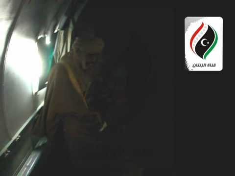 Saif Al-Islam Gaddafi Capture in Ubari (Libya), Nov. 19, 2011
