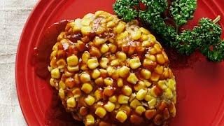 チーズインコーンハンバーグ テイストメイドは食や旅をテーマにしたグロ...