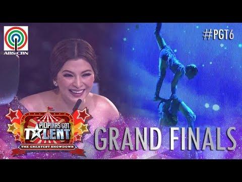 Pilipinas Got Talent 2018 Grand Finals: DWC Aeon Flex  Acrobatic