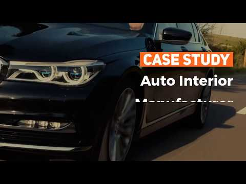 Auto Interior Manufacturer & Constant Force Springs Case Study | Vulcan Spring