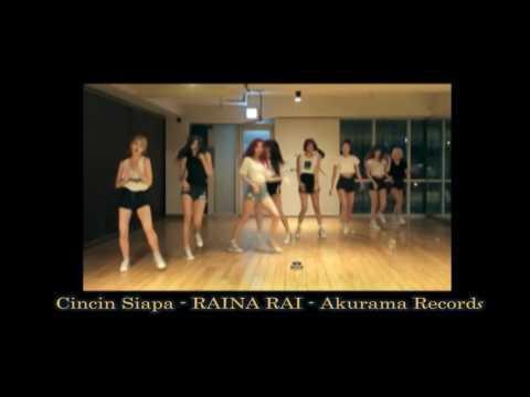 CINCIN SIAPA (Raina Rai) - Sexy Dancer Korea