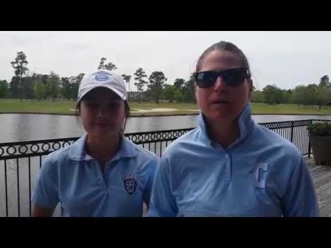 WGOLF: Columbia Post-Tournament Interview