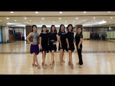 Dance Tonight - Line Dance (GD-Nuline Dance Korea )