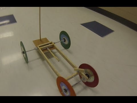 Science olympiad 2014 1st place states wheeled vehicle youtube malvernweather Image collections