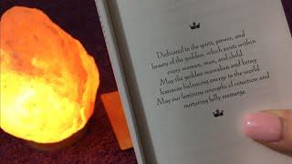 ASMR 🌬g o d d e s s🐇 ORACLE CARD READING & Lêvoit Himalayan Salt Lamp