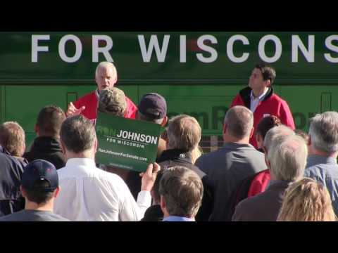 #RonOnTheRoad Bus Tour: Day 2 | Ron Johnson for Wisconsin