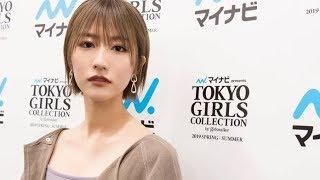 欅坂46の土生瑞穂(はぶ・みづほ/21)が「マイナビ presents 第28回 東...