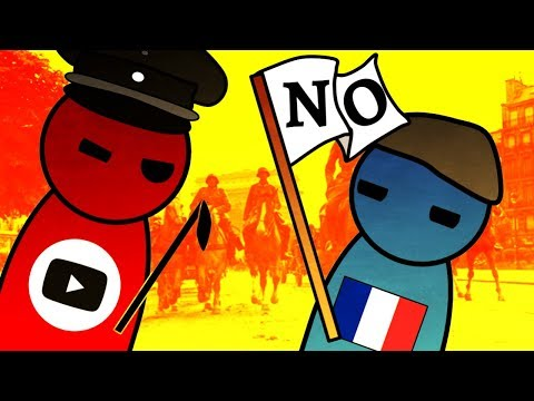 What if France Didn't Surrender in WWII?