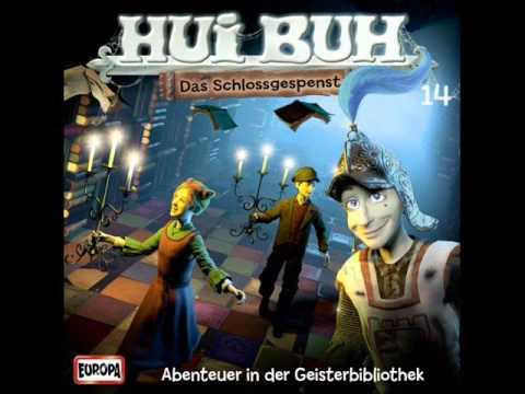 HUI BUH - Folge 14: Abenteuer in der Geisterbibliothek