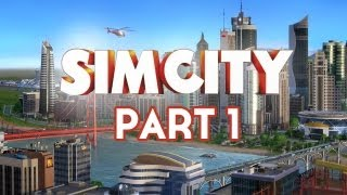 SimCity Walkthrough Part 1 - Let