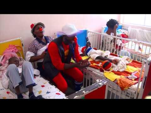 Medical clown project - Fundacao arte e cultura -  Angola