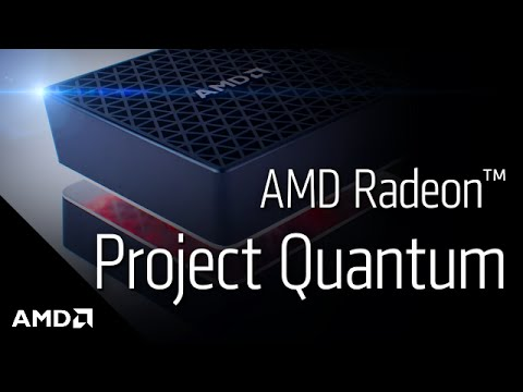 AMD Project Quantum: The Enthusiast PC Form Factor Leaps Forward