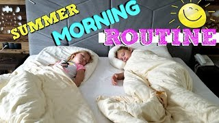 Video MORNING ROUTINE ON VACATION!!! download MP3, 3GP, MP4, WEBM, AVI, FLV Agustus 2018