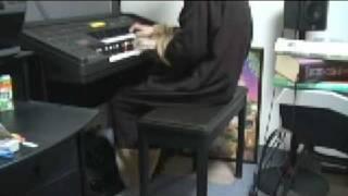 楽譜 ELECTONE A La Mode Vol.17より エレクトーン EL-87で弾いて...