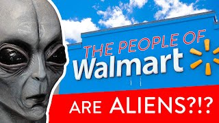 The people of WALMART are ALIENS? - PAIR-O-NORMALS CLIP #walmart