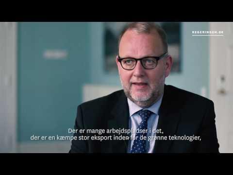 Energi-, forsynings- og klimaminister Lars Christian Lilleholt