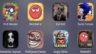SZ 3,Mario Run,Sonic Forces,PVZ Heroes,Lovestory Jailbreak,Little Kitten,Fun Race