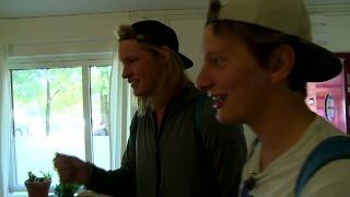Julius och Björn briljerar på tyska - Spring! (TV4)