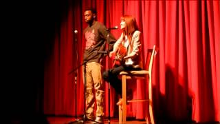 CSA 2nd Annual Talent Show - Spoken Words & Song with Boy Wondaa & Veronica Summer