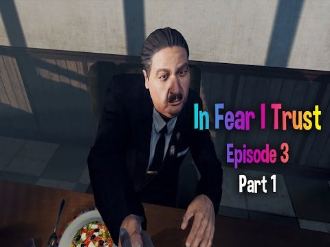 BACK TO WORK   In Fear I Trust Episode 3 - Rust and Iron   Part 1  