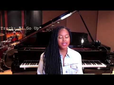 """Chrisette Michele: SONG & STORY """"I Go Up"""" (Album: OUT OF CONTROL"""""""