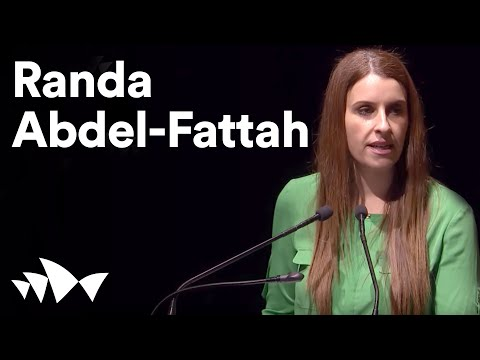 Randa Abdel-Fattah: What I Couldn't Say, All About Women 2015