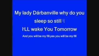 Cat Stevens-Lady D'arbanville lyrics
