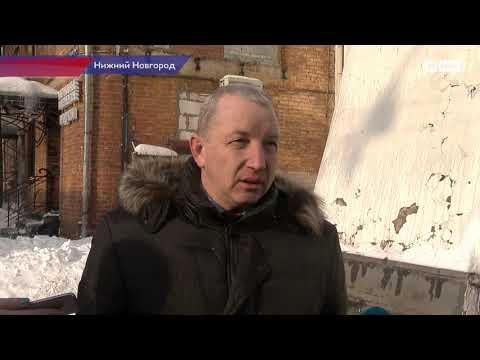 Управляющие компании Нижнего Новгорода накажут за сосульки