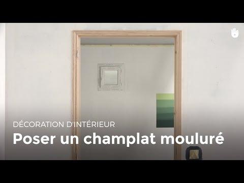 home depot comment installer des moulures de porte doovi. Black Bedroom Furniture Sets. Home Design Ideas
