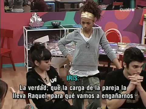 La Pelea Raquel y Gines ¡EL CAOS! 0112 Fama ¡a bailar! 2