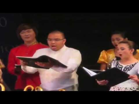 Sing Philippines Youth Choir - Gloria Laus et Honor