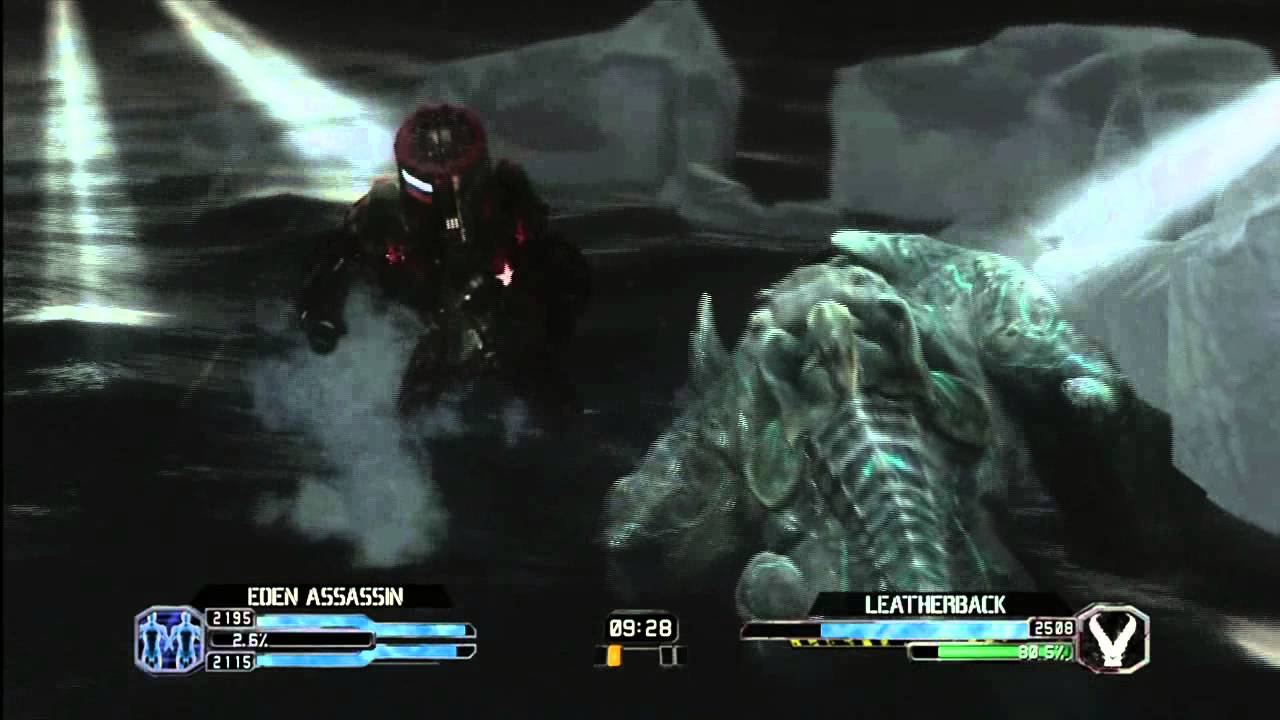 Pacific Rim Custom Jaeger: Eden Assassin - YouTube Pacific Rim Eden Assassin