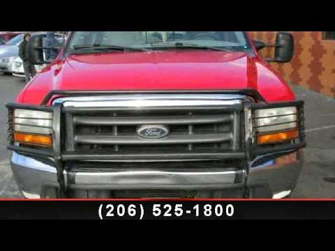 1999 Ford Super Duty F-250 - First National Fleet and Lea ...