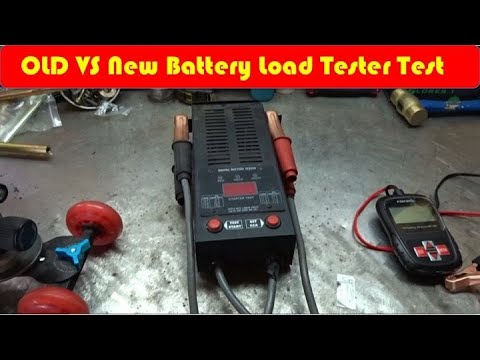Battery Load Tester Shoot Out