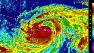 \\WARNING//*Philippines* SUPER Typhoon Mangkhut Still CAT. 5/Earthquake Update September, 13, 2018